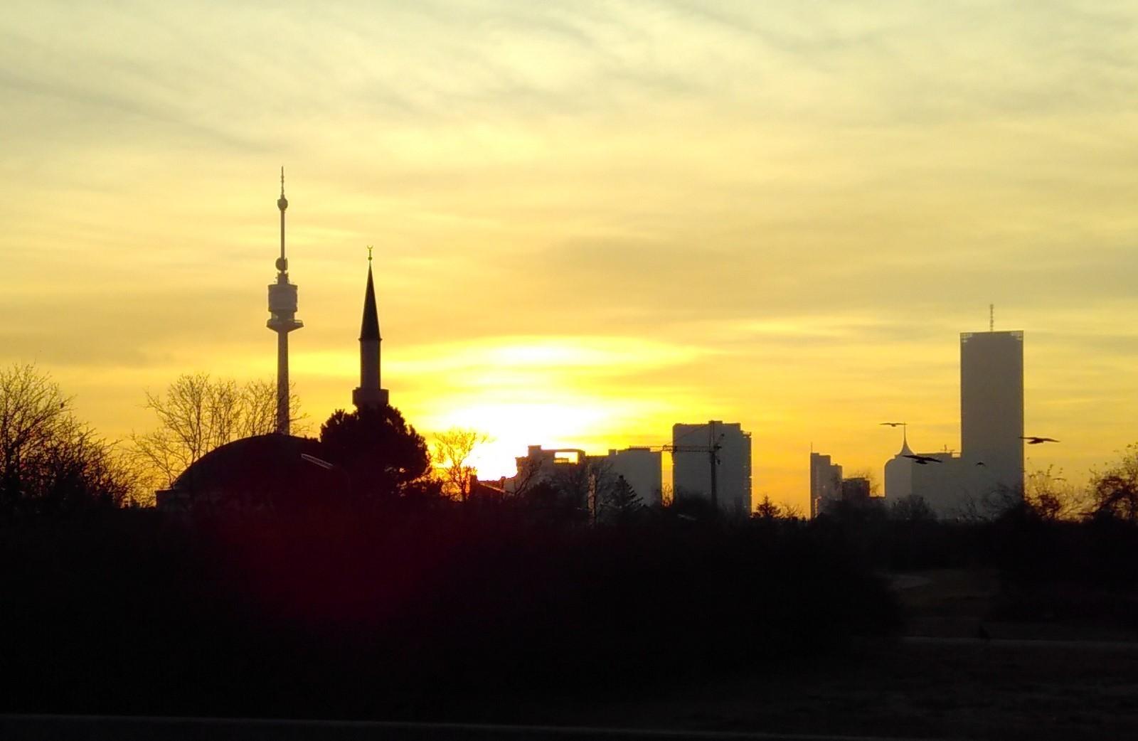 Wien minarett